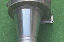 Охладител за зърно с монофазен мотор (Великобритания)