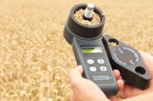 Влагомер за зърно Фармпро с мелничка Farmpro