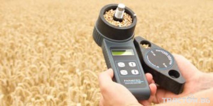 Прецизно земеделие Влагомер за зърно Фармпро с мелничка Farmpro 1 - Трактор БГ