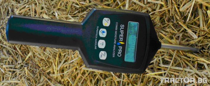 Прецизно земеделие Влагомер за билки Superpro combi 0