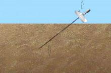 Обръщач (миксер) за аерация на зърно