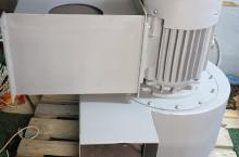 Турбинен центробежен вентилатор 17 кВт