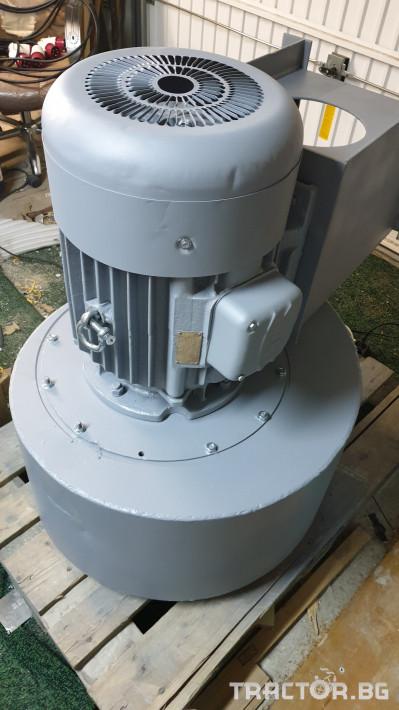 Машини за ферми Турбинен центробежен вентилатор 17 кВт 4 - Трактор БГ
