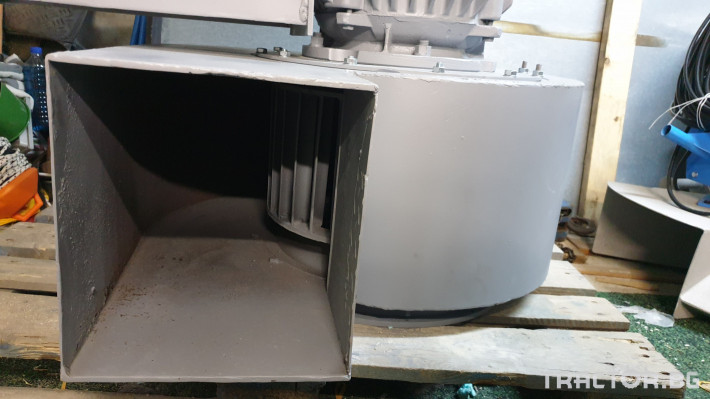 Машини за ферми Турбинен центробежен вентилатор 17 кВт 5 - Трактор БГ