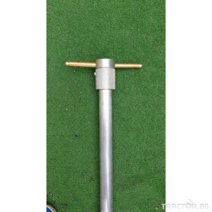 Прецизно земеделие Сонди за пробовземане за зърно (пробовземач), различни размери, 180лв за 2.0m/Ø35mm 1
