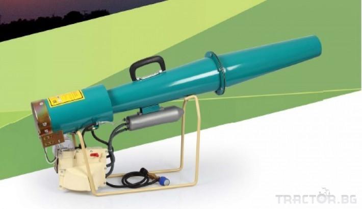 Машини за лозя / овошки Механично оръдие за птици (птицегон) 1 - Трактор БГ