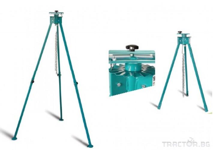 Машини за лозя / овошки Механично оръдие за птици (птицегон) 4 - Трактор БГ