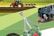 Компресорна помпа през тракторен кардан (ВОМ)